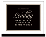 LeadingRE Standing Plaque (large)